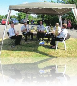Members of Ratby Band
